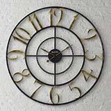 Bassett Braxton Clock