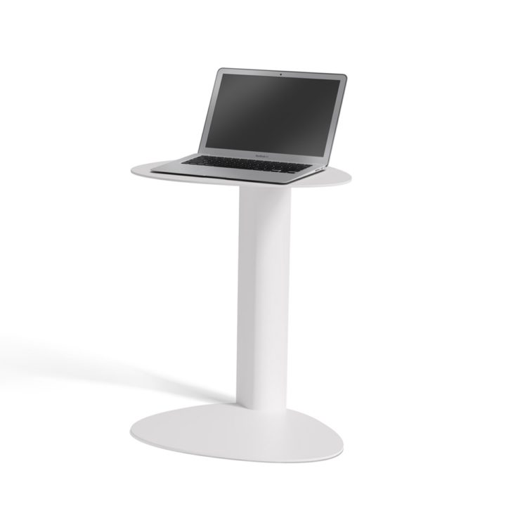 Model: 1025-Salt | BDi Mobile Media Table