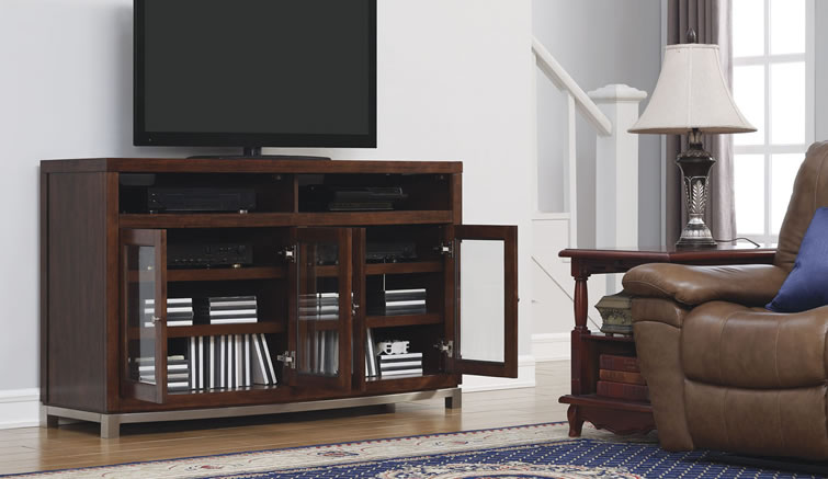 WESLEYAN TV STAND