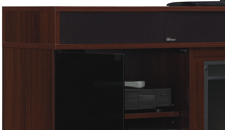 ENTERPRISE TV STAND