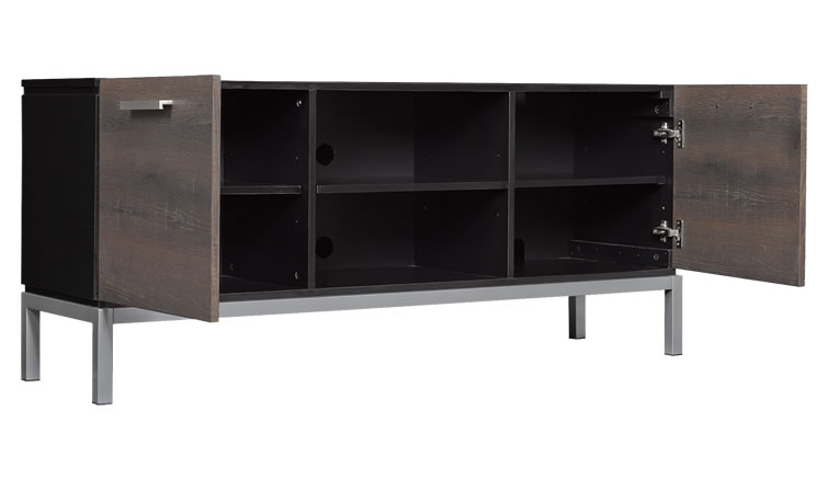 Model: TC52-6337-PB01 | Bell'O BAYPORT TV Stand