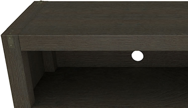 Model: TC60-6285-PO90 | Bell'O WESTCOTT TV Stand