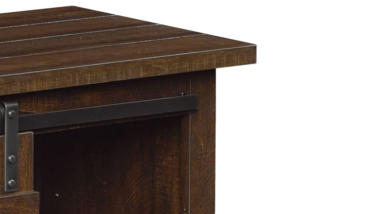 Model: TC54-6127-PD01 | Bell'O COTTONWOOD TV Stand