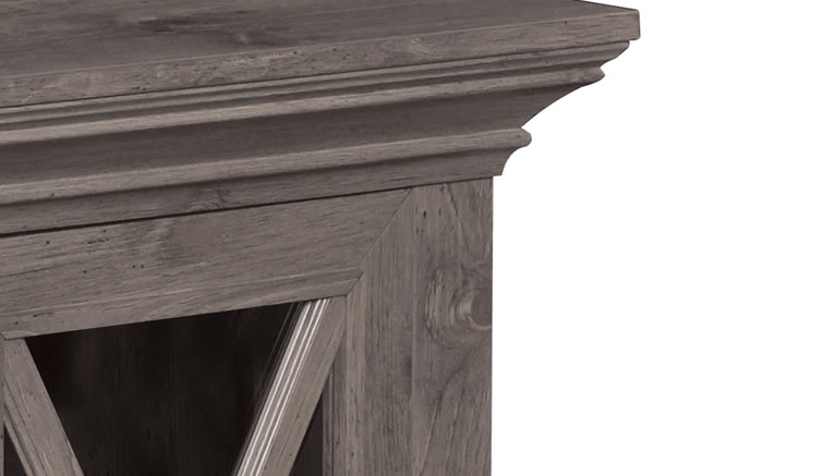Model: TC58-6075-PI14 | Bell'O COTTAGE GROVE TV Stand