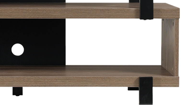 Model: TC48-6066-PW30 | Bell'O OAK HARBOR TV Stand