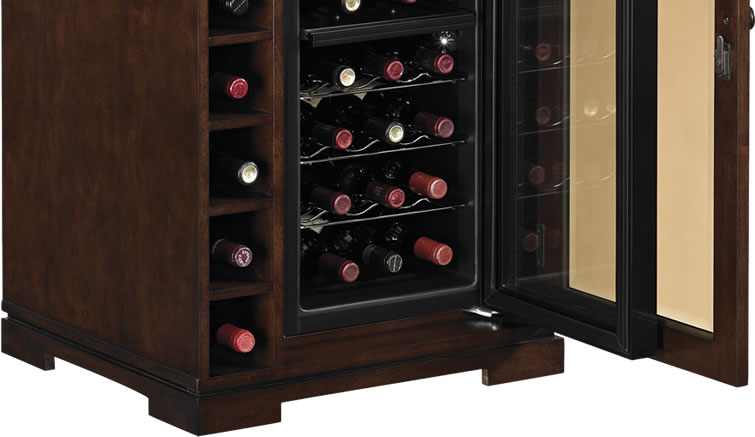 CABERNET Dual Zone Wine Cooler