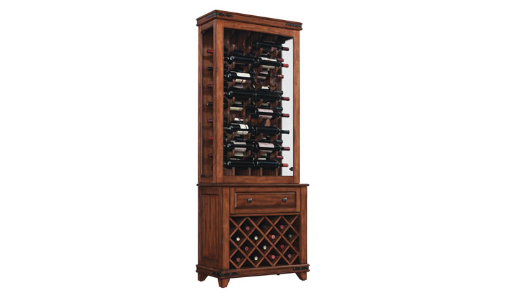 Bell'O MAYFIELD WINE CABINET