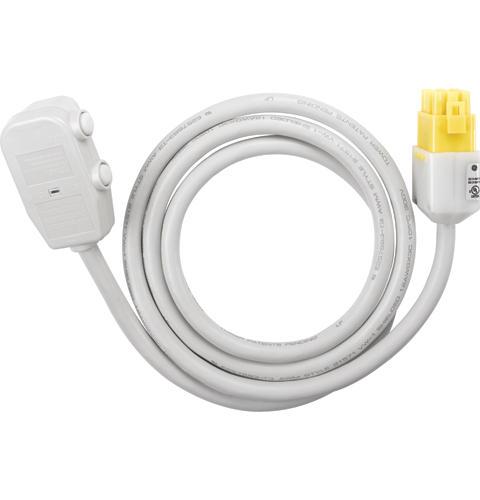 Universal Power Cord w/LCDI 20A 230/208V