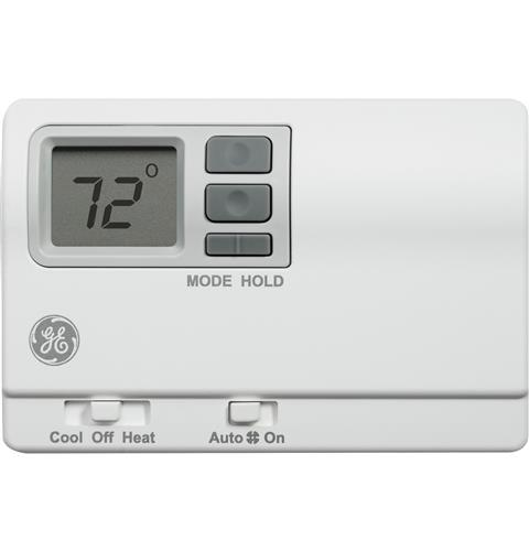 Cooling with Electric Heat Programmable Remote Thermostat