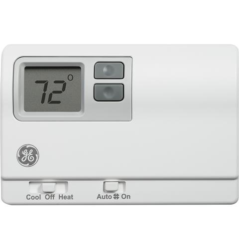 Single Stage Wired Thermostat