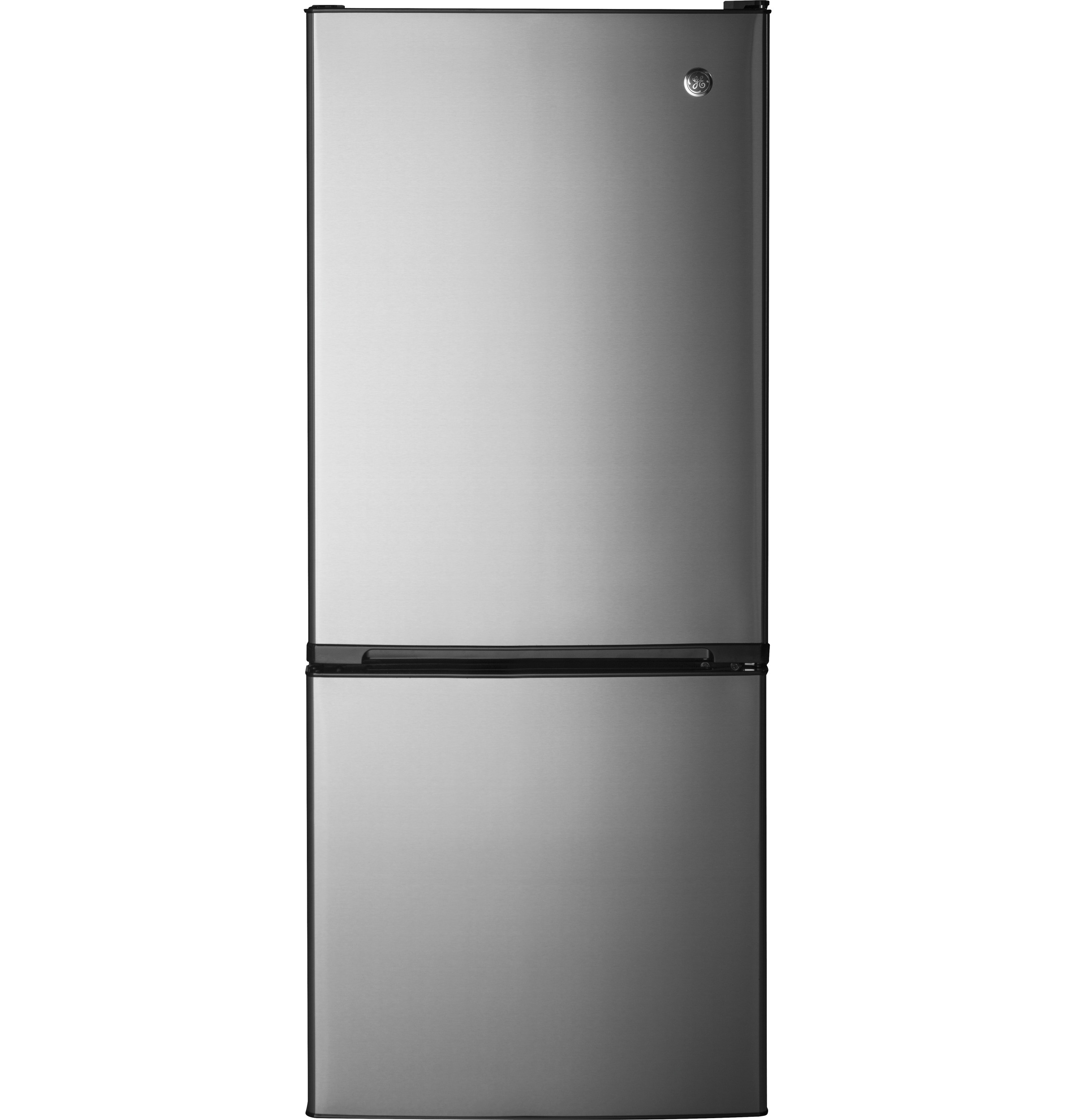 GE® 10.5 Cu. Ft. Bottom-Freezer Refrigerator
