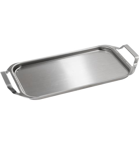 GE Stainless Steel Clad Aluminum Griddle
