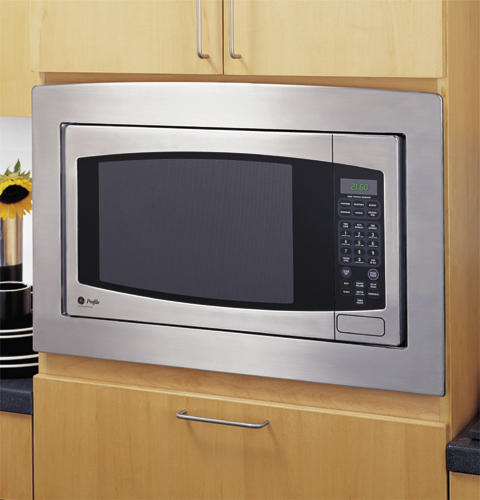 "GE Built-In Microwave 27"" Trim Kit"