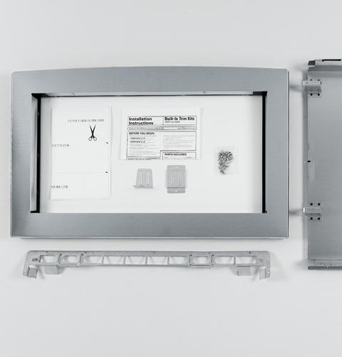 "GE Built-In Microwave 30"" Trim Kit"