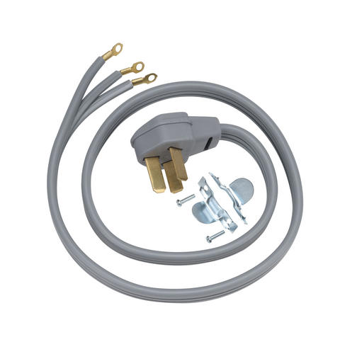 GE GE Range Power Cord Accessory (3 Prong, 4 Ft.)