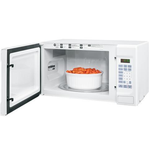 Model: JES1456DSWW | GE® 1.4 Cu. Ft. Countertop Microwave Oven