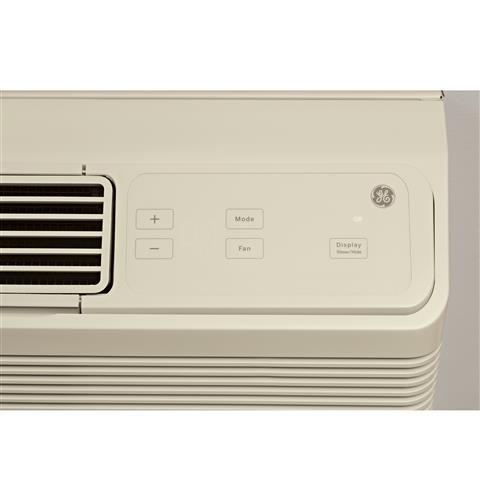 Model: AZ45E12DAC | GE GE Zoneline® Cooling and Electric Heat Unit with Corrosion Protection, 230/208 Volt