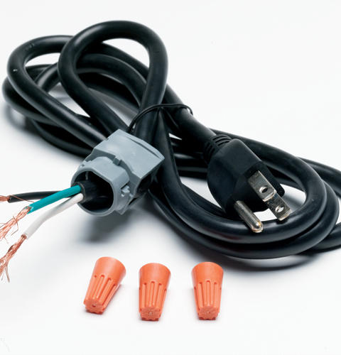 GE Power Cord for Built-In Dishwasher Installation