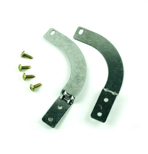 Dishwasher Bracket Kit for Non-Wood Countertops