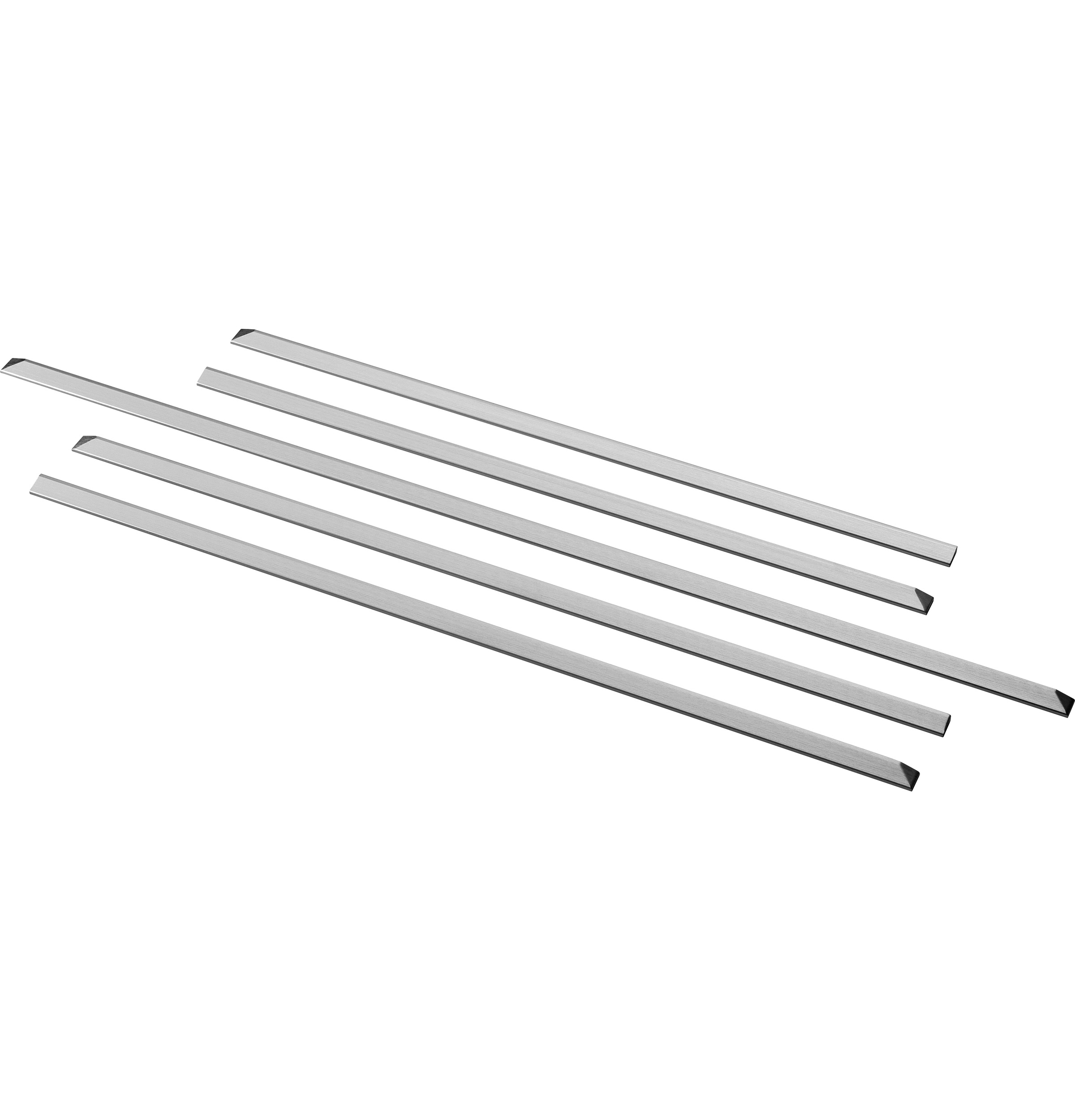 GE Slide-in Range Filler Kit - Stainless Steel
