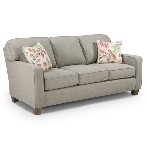 Best Home Furnishings ANNABEL COLL2 STATIONARY SOFA