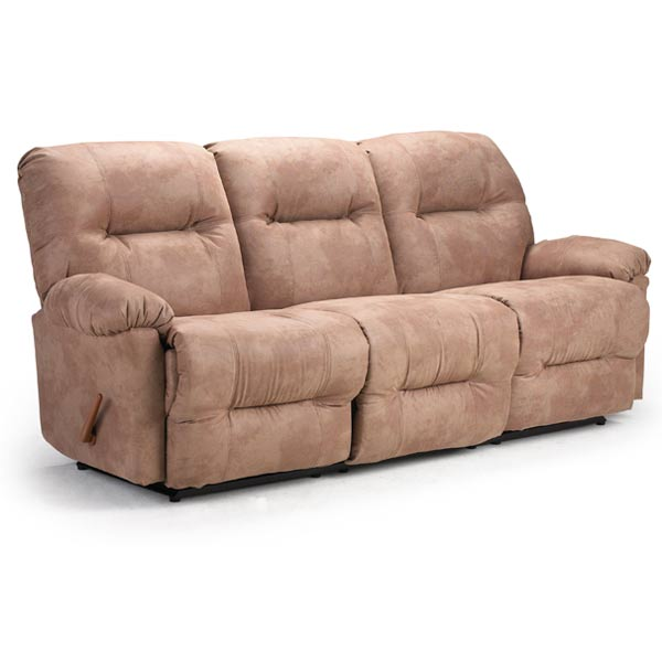 Best Home Furnishings - REDFORD COLL. RECLINING SOFA ...