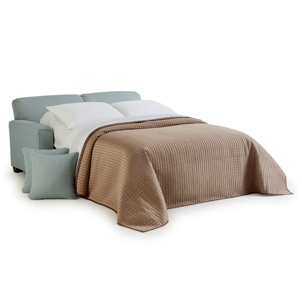 Model: DINAH COLLECT. SLEEPER SOFA-Distressed Pecan | Best Home Furnishings DINAH COLLECT. SLEEPER SOFA