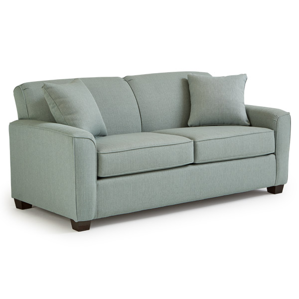 Model: DINAH COLLECT. SLEEPER SOFA-Espresso | Best Home Furnishings DINAH COLLECT. SLEEPER SOFA
