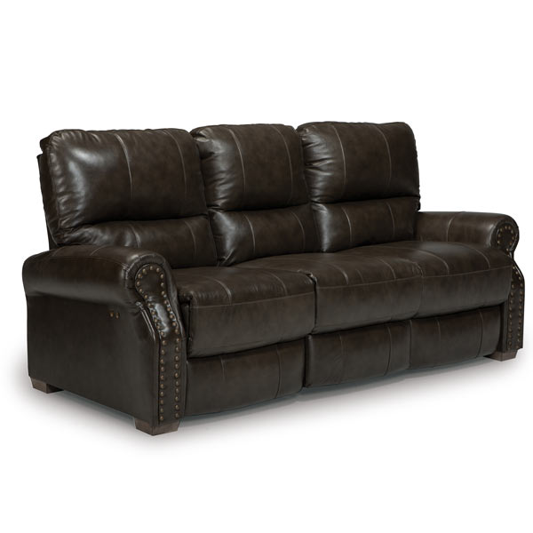 LANDER COLL. LEATHER CHAIR