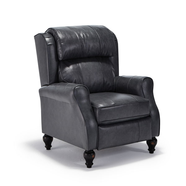 PATRICK LEATHER CHAIR