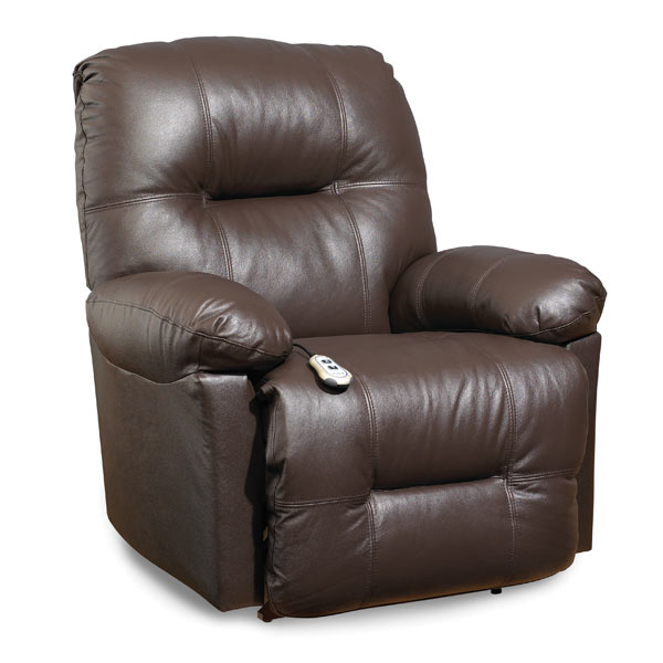 ZAYNAH LEATHER CHAIR