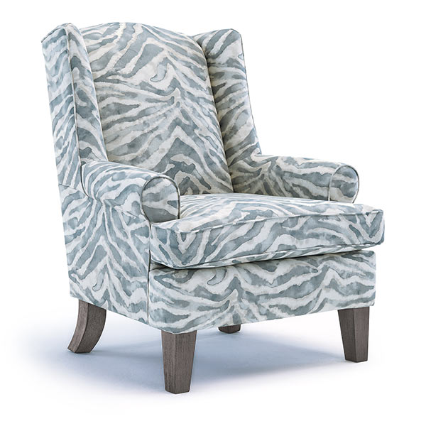 Best Home Furnishings AMELIA Wing Back Chair