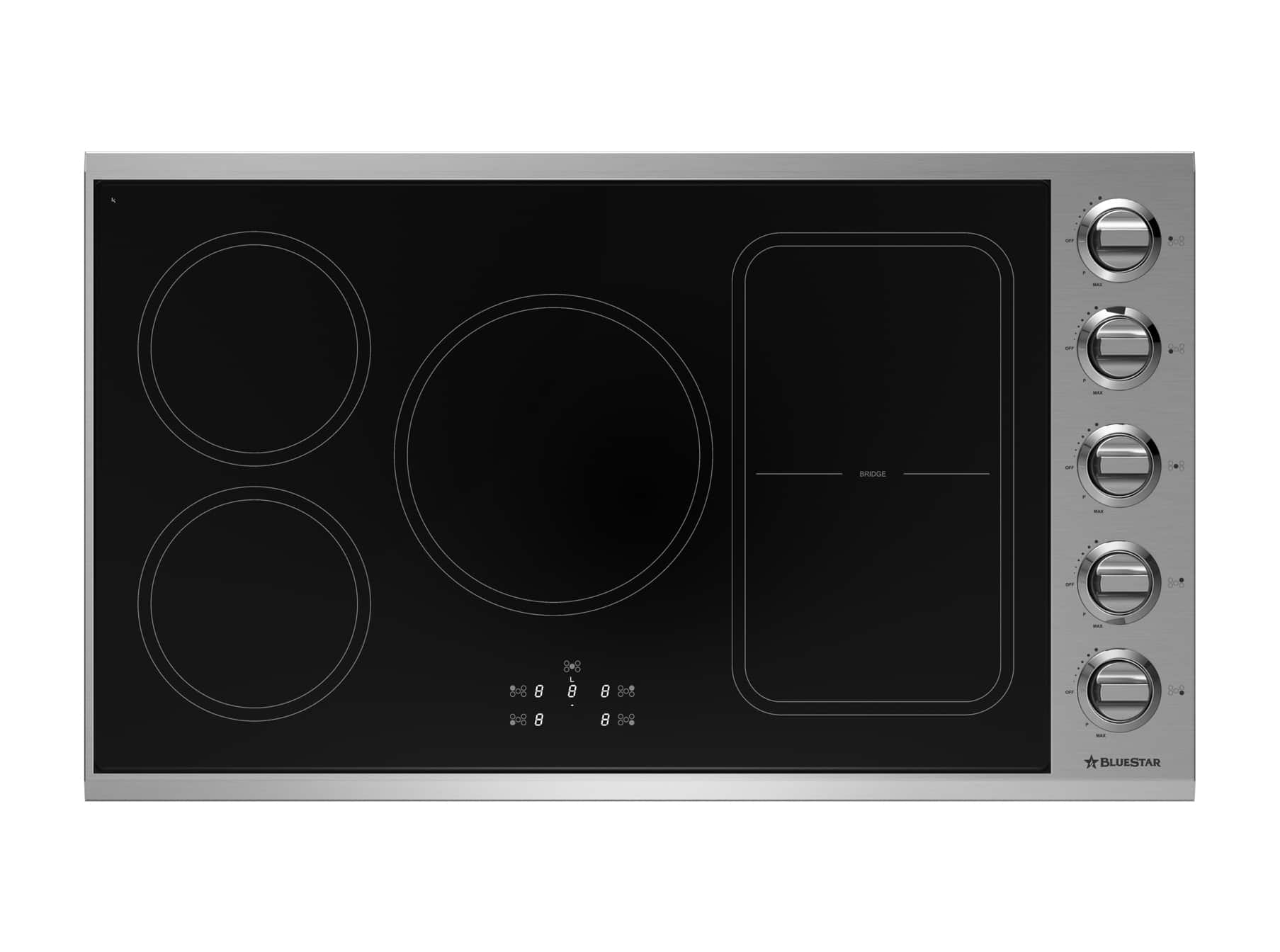 "BlueStar 36"" INDUCTION COOKTOP"