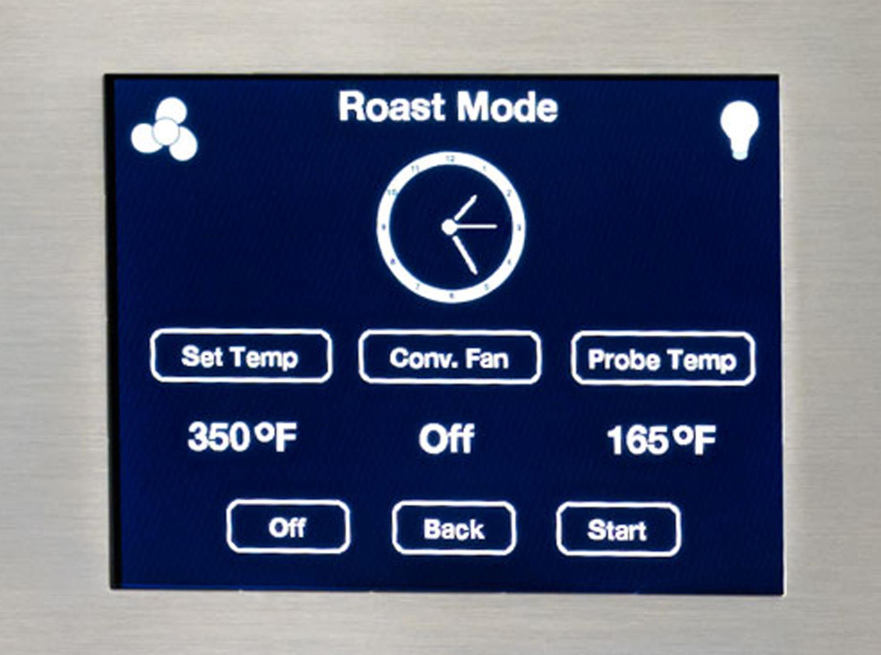 "Model: BSEWO30ECDD | BlueStar 30"" ELECTRIC WALL OVEN WITH DROP DOWN DOOR"
