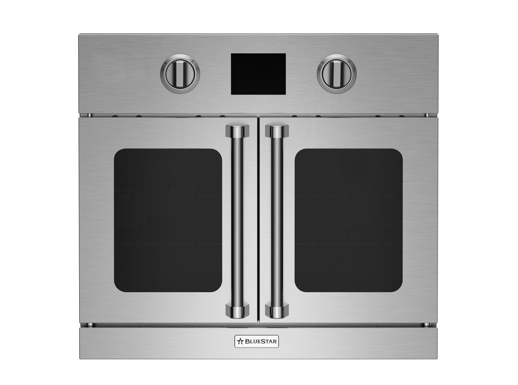 30? ELECTRIC WALL OVEN WITH FRENCH DOORS