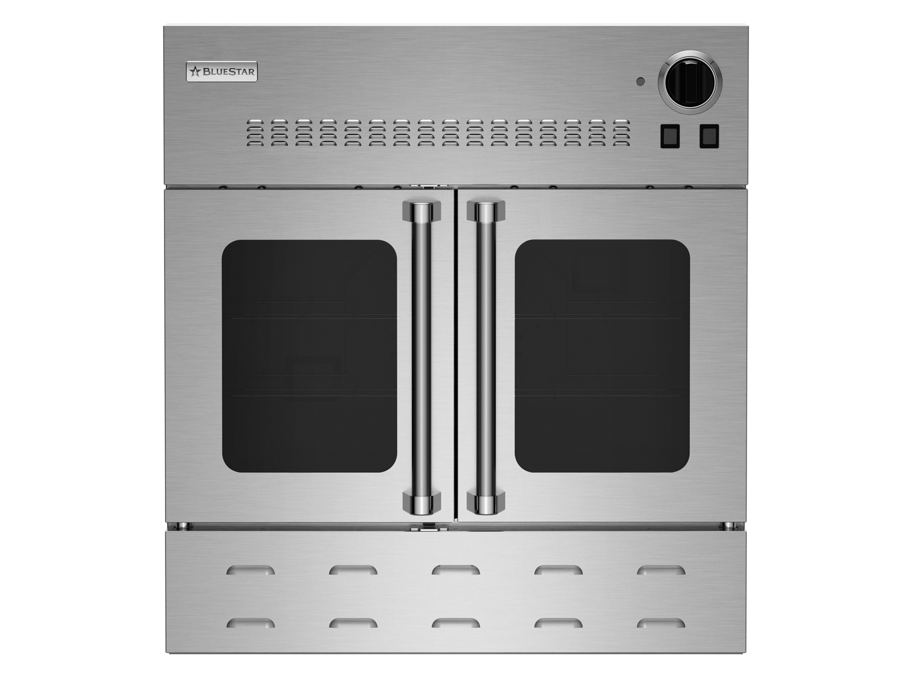 Bluestar Bwo30ags 30 Quot Gas Wall Oven With French Doors