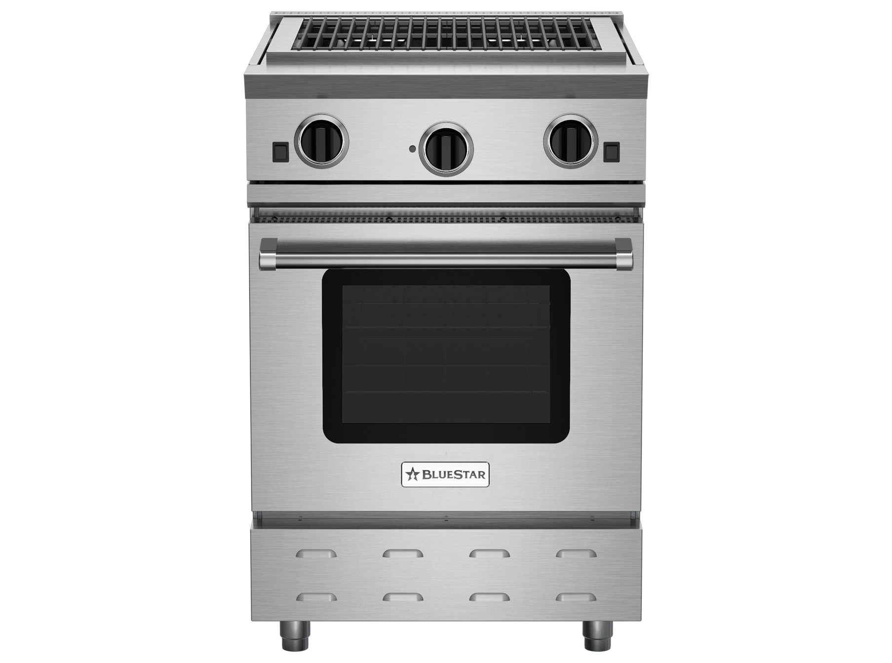 "BlueStar 24"" RNB SERIES RANGE - ALL CHARBROILER"