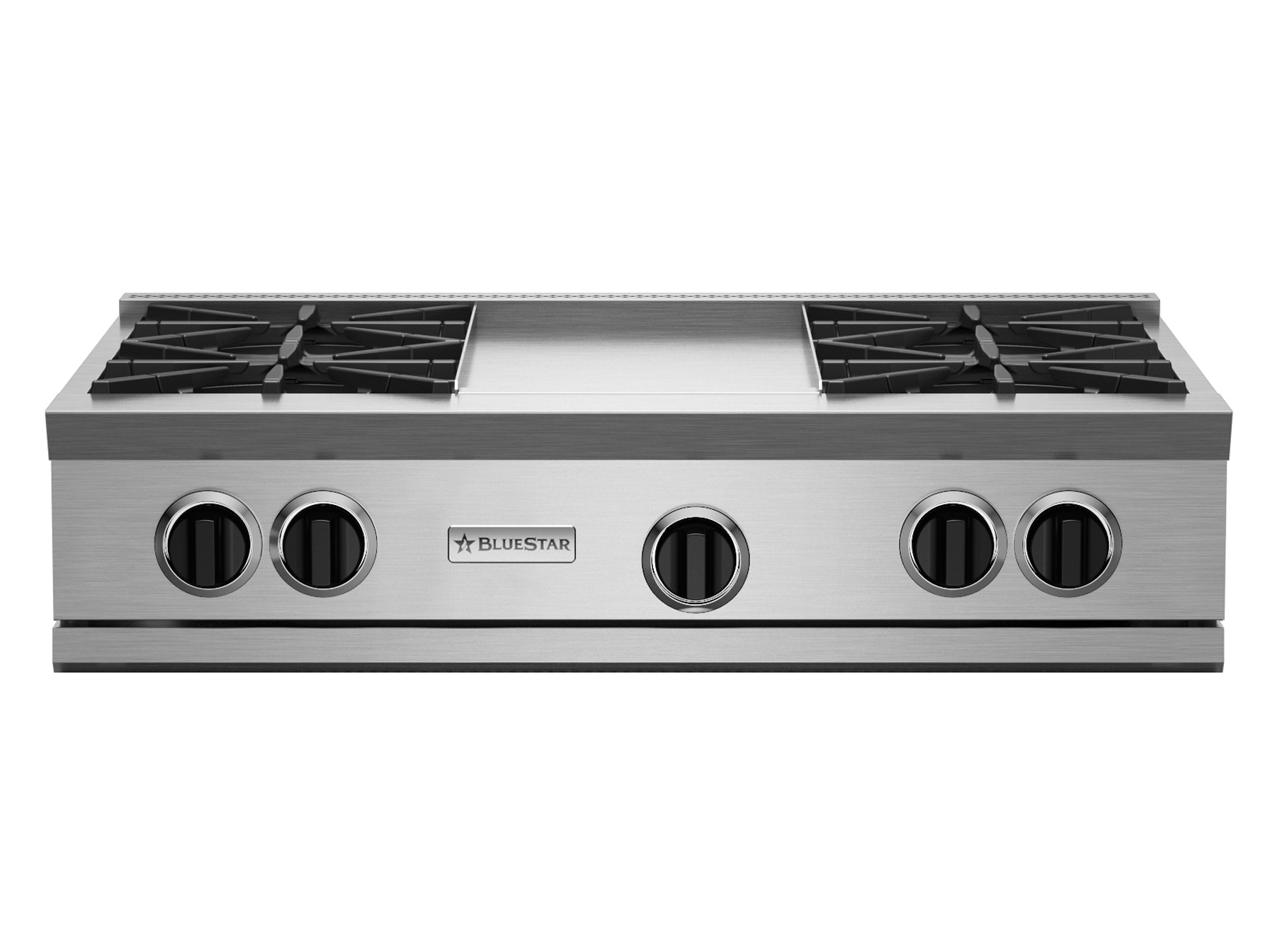 36? RNB RANGETOP WITH 12? GRIDDLE