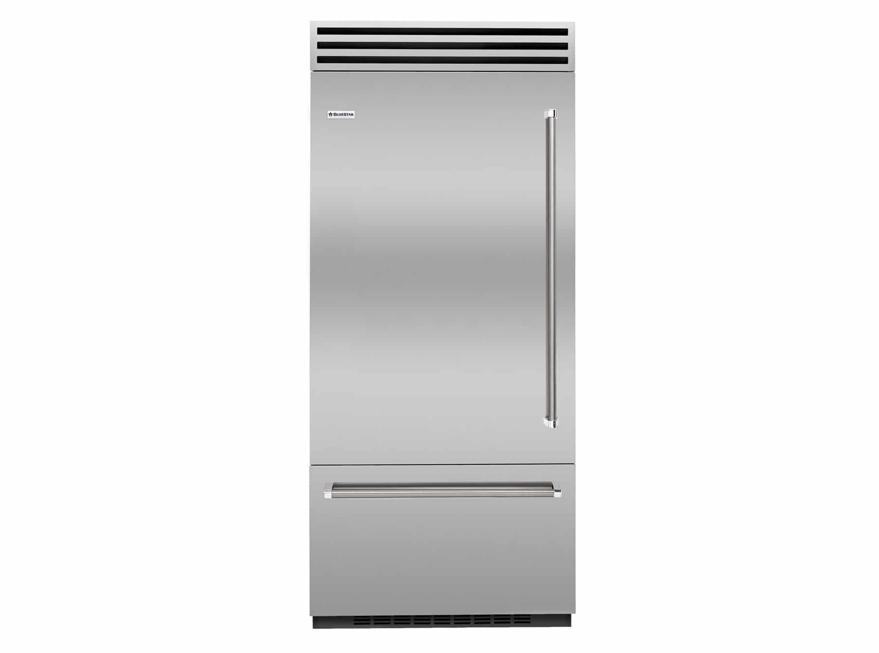 "BlueStar 36"" BUILT-IN REFRIGERATOR- Left Hinge"