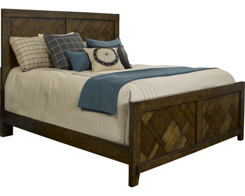 Broyhill Pieceworks Side Rail, Queen/King