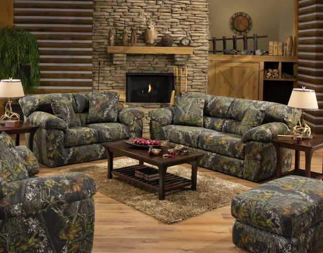 Catnapper Big Game Loveseat
