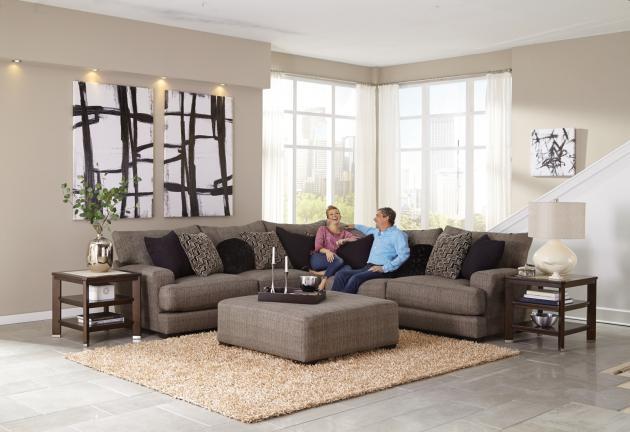 Ava-Sectional LAF Sofa