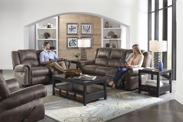 Westin Power Reclining Loveseat