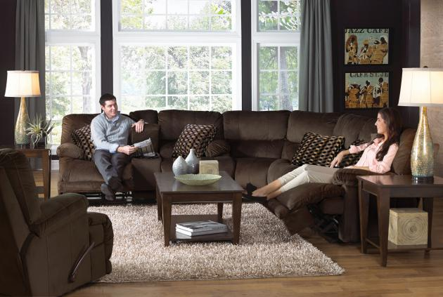 Riley Reclining Sofa