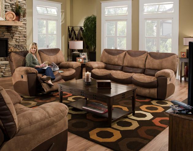 Portman Power Rec Sofa