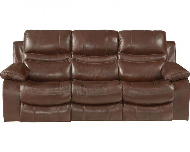 Model: Aria Power Lay Flat Reclining Sofa-64191 | Catnapper Aria Power Lay Flat Reclining Sofa