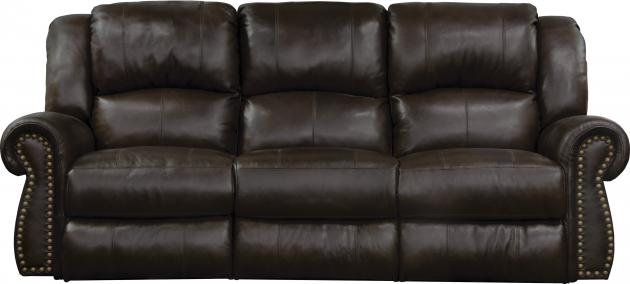Messina Power Headrest Lay Flat Recliner