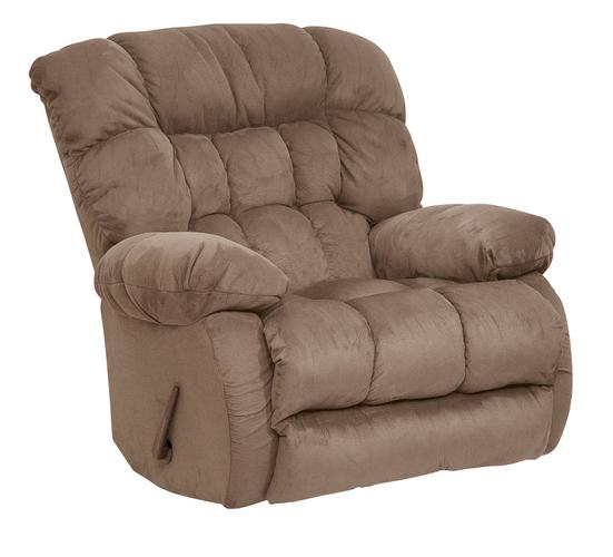 Catnapper TeddyBear Swivel Glider Chaise Rocker Recliner