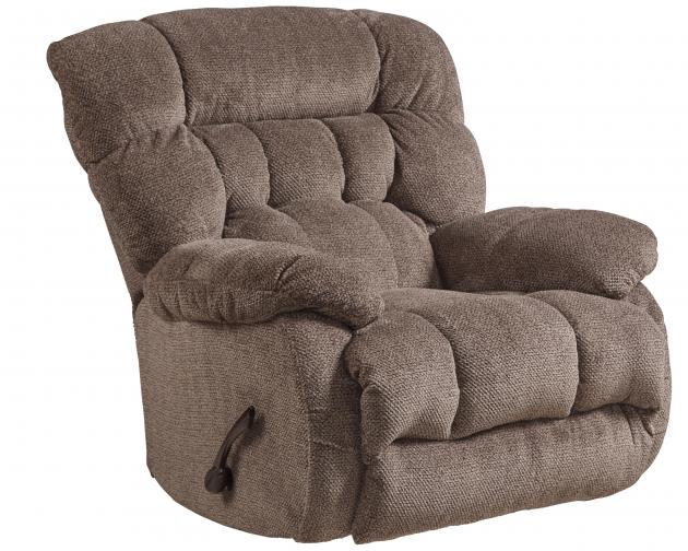 Daly Chaise Swivel Glider Recliner
