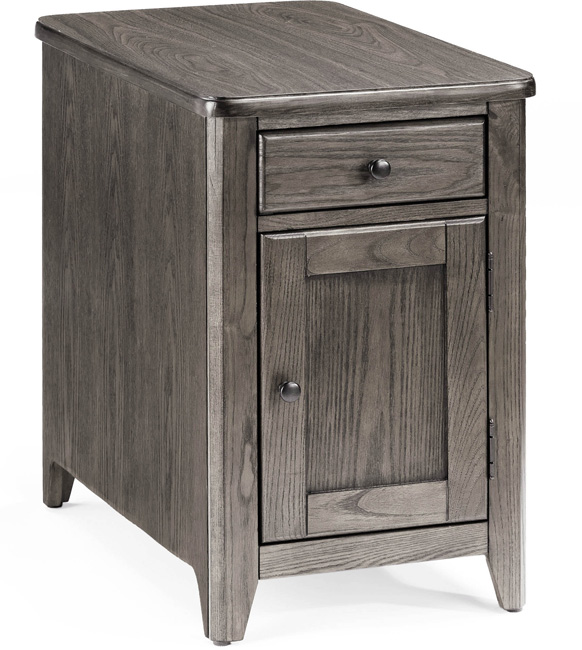 Chromcraft Chairside Cabinet